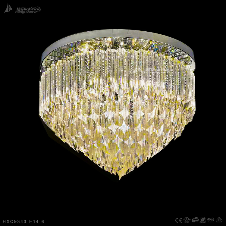 High quality modern creative indoor decorative luxury crystal wall lighting