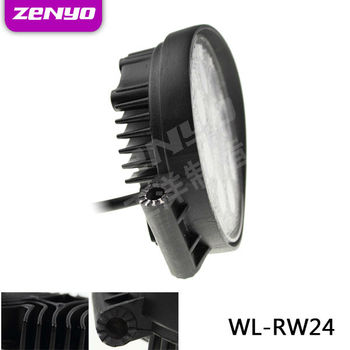 WL-RW24 24w 12v/24v led working light