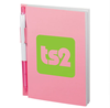 Wholesale colorful stationary agenda student exercise notebook with pen