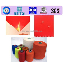 Manufacture of aramid sewing thread,yarns and fabrics