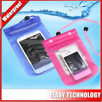 unique design cell phone waterproof case pocket for mobile phone