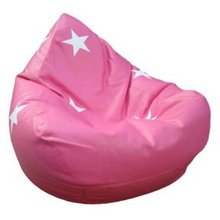 Fashionable Tear Drop Kids Chair Beanbag