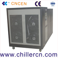 Industrial block ice crusher machine (Ice frozen time: 12 hours)