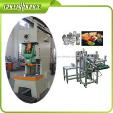 aluminum food container production line