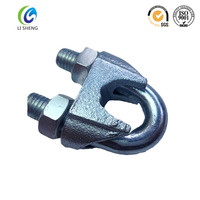 Type B wire rope clamp