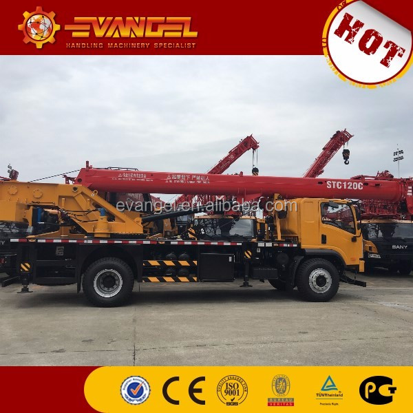 Sany 25 ton telescopic boom truck crane STC250 for sale