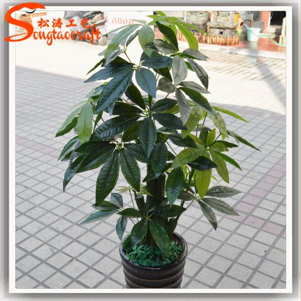 Wholesale Green Artificial Plant Decorative Make Cheap