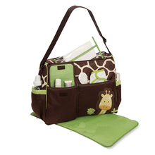 Custom top quality fashional baby changing bag