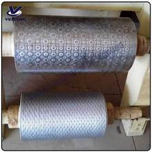 embossing cylinder for napkin paper