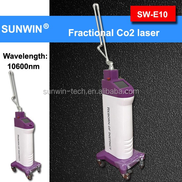 Great Fractional CO2 Laser Equipment Medical Beauty