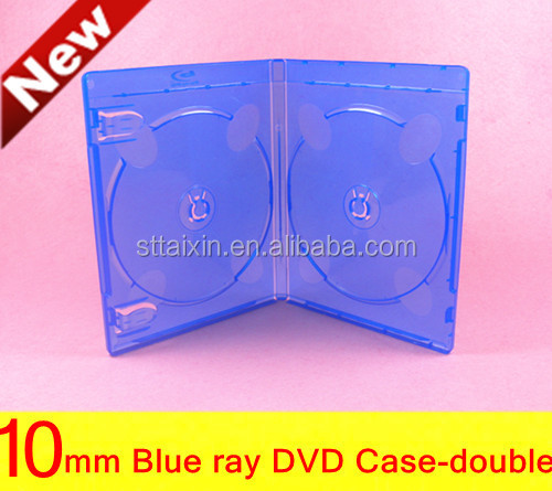 10mm blue ray cd dvd packing case ( BDR / BD-R )