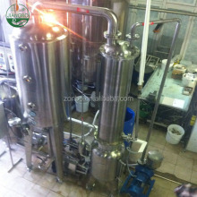 Multi-effect Continuous Crystallization Evaporator for salt solution,salt making,caustic soda and caustic potash