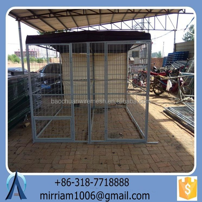 Fabulous well-suited best-selling high quality wonderful powder coating galvanized pet house/dog cages/runs/kennels