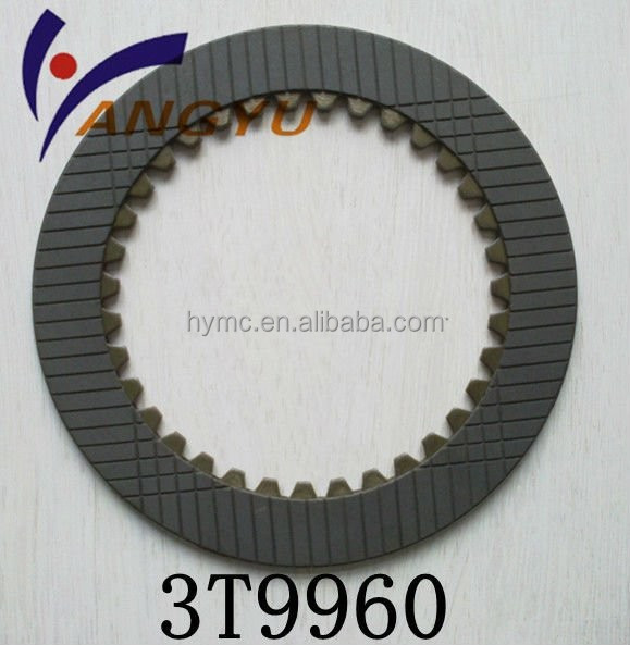 Paper based friction disc clutch plate 3T9960 for Caterpillar