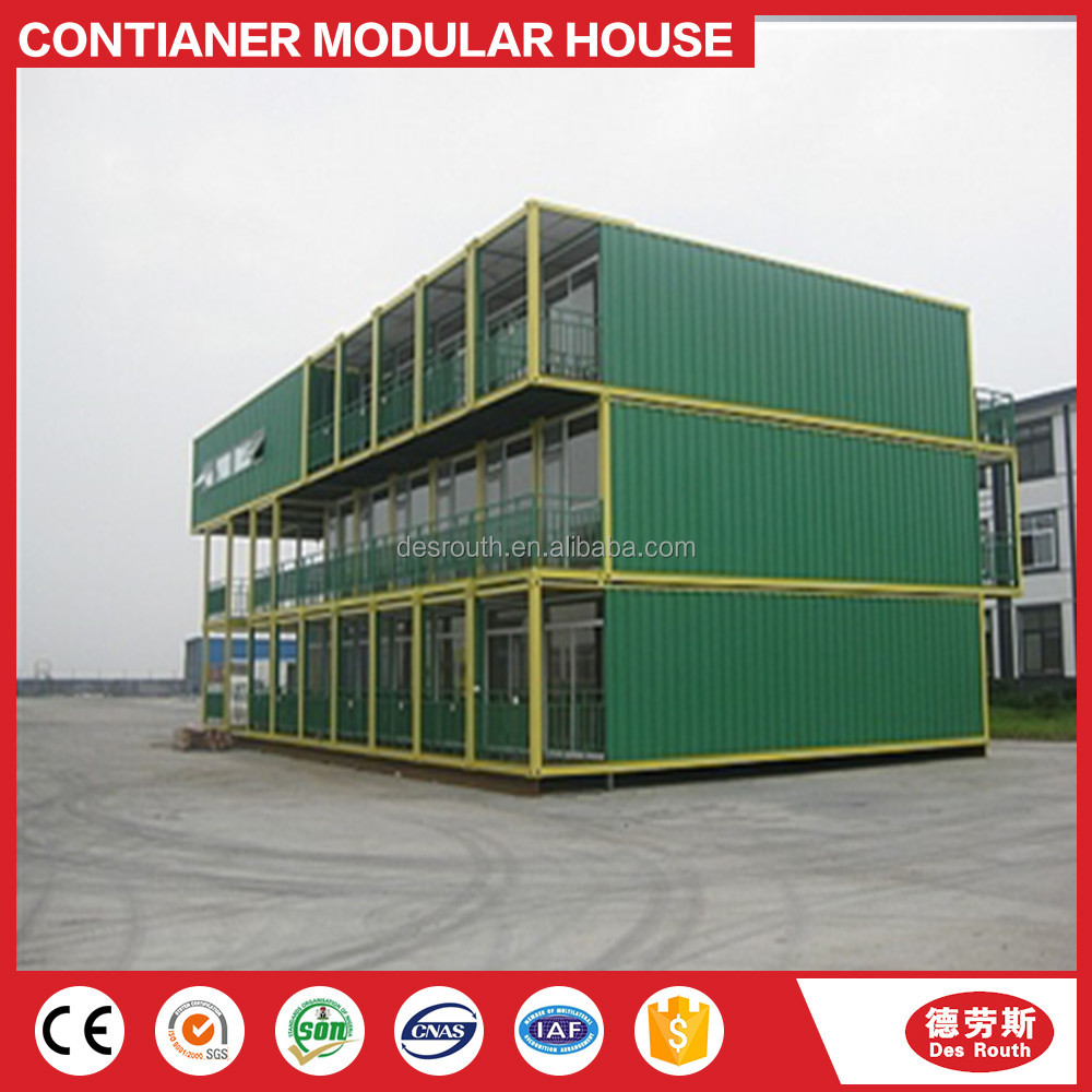 New prefab modular shipping fully furnished container homes for sale from india