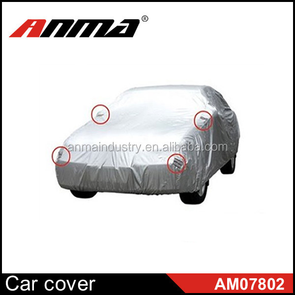 Nylon Snow Dust Rain Resistant hail protection car covers