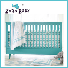 soft and healthy baby picture printed flannel bedding sets for baby cots