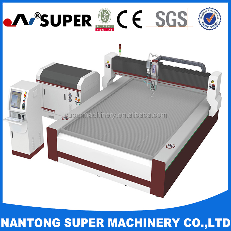 L2515 CNC Water Jet Power Cutter Machine