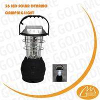 over ten years experience custom rechargeable soalr power 36 led camping lantern easy for using