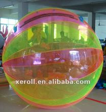 Top sales inflatale newly PVC water roller ball price