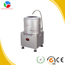 Stainless steel potato peeling and cutting machine with resonable prices