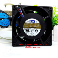 original DATA1338B8U 48V 0.50A 12738 12.7CM 4 wires computer case cooling fan