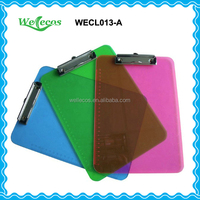 China supplier sales plastic hanging clipboard hottest products on the market
