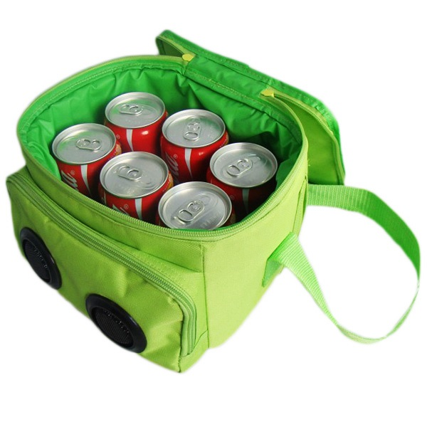 hot sale battery operated speaker mini cooler box