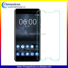 IN STOCK 9H 2.5D Oleophobic Coating tempered glass for Nokia 6/Anti fingerprint Tempered glass screen protector for Nokia 6