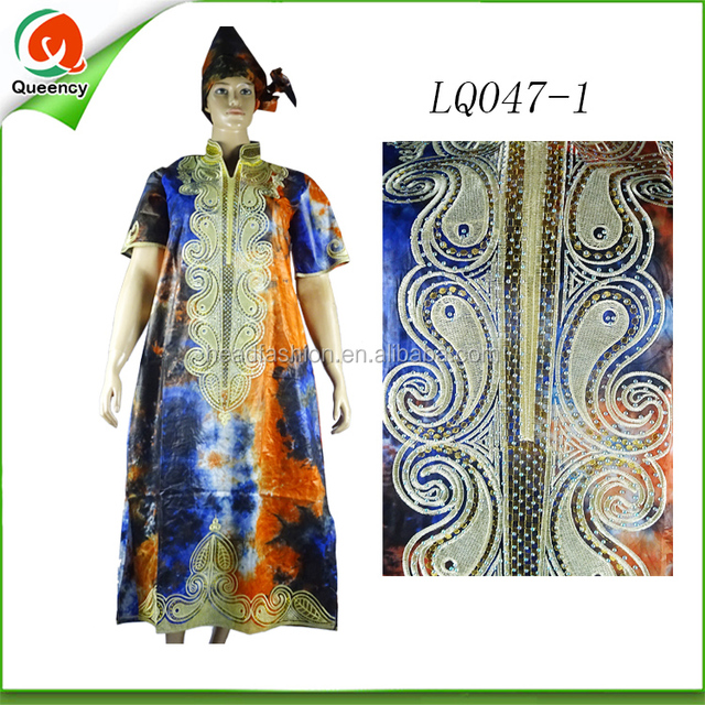 wedding party dresses embroidered kaftan dress bazin clothing for man
