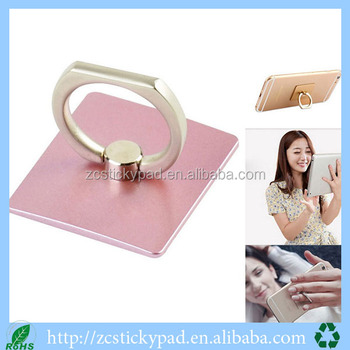 Intersting gifts item removable magic phone ring holder