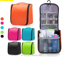 6 colors New design Travel Organizer Pack cosmetic bags Toilet Bags