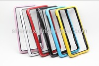 Two-tone Pc+tpu Bumper Frame Case Cover For Blackberry Z10 repair parts