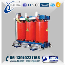 6.3kv 2000kva Dry Type Power Transformer with Iron Core from Manufacture