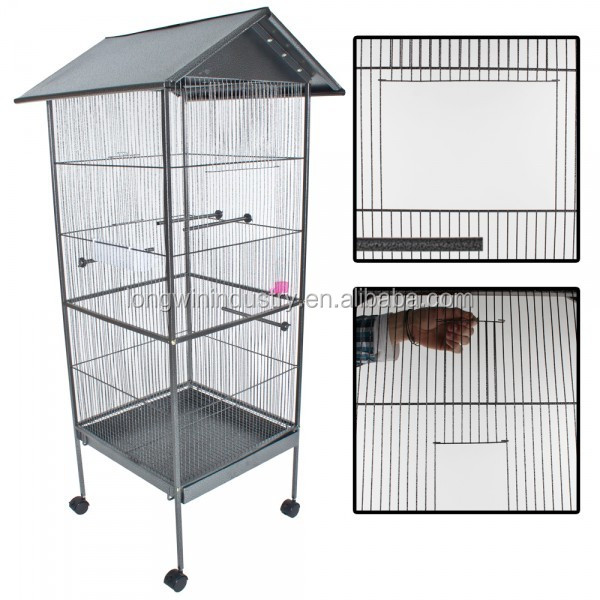 Top quality chinese bird cage / wire bird breeding cage