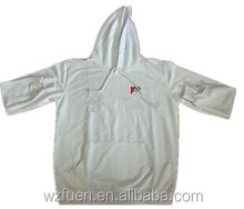 nice quality cotton long sleeves hoody for children/kids/student
