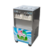commercial 6 flavor china soft serve yogurt making machine commercial frozen yogurt soft serve ice cream machine for sale