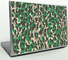 laptop color skin-Army Series (NJS023)