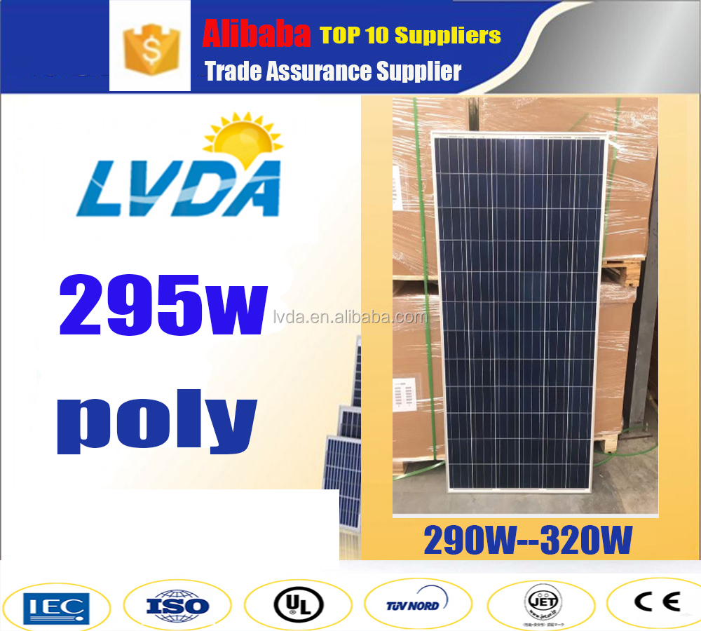 China best manufacture supplier best price 290w 295w 300w mono solar panel for Yemen hot selling