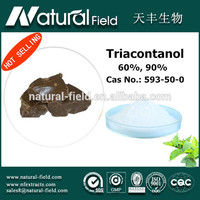 With 12 years experience Competitive offer improve the flower agrochemical tricontanol