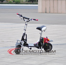 Cheap Price Hot Selling Disc Brake Mini Gas 38CC Motor Scooter