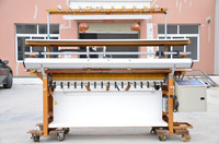 Semi Automatic Flat Knitting Machine for Collar Scarf and Sweater Wear
