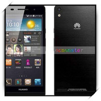 For Huawei P6s Kirin 910 Quad-core Bar 4.7Inch Android Smart Phone Black