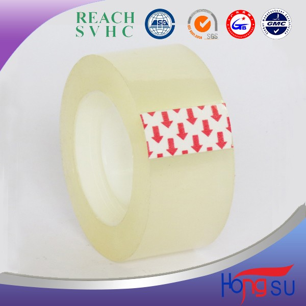 Transparent bopp packing tape manufacturing opp tape