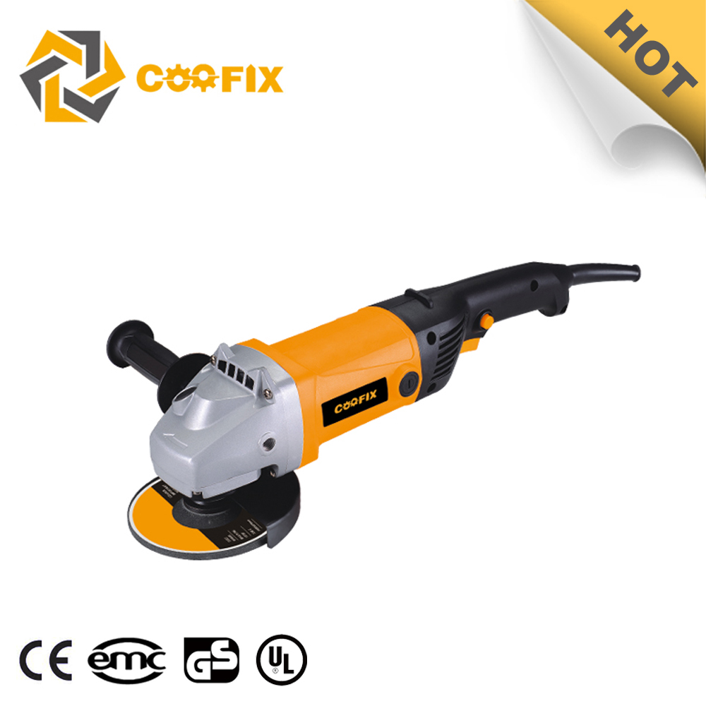 CF81505 125mm best price angle grinder with hand holding