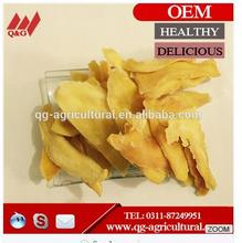 wholesale low price organic dried mango no sugar no sulphur