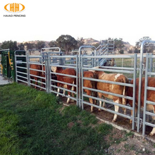 Alibaba best supplier hot sale good quality cattle livestock panel fence corral fence