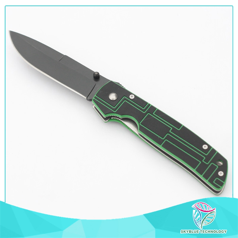 New Product Stainless Steel Folding Pocket Knife Kits
