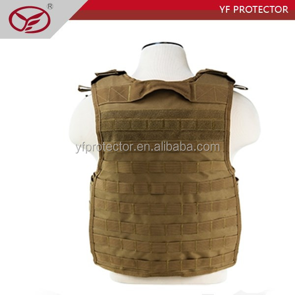 Army kevlar molle bulletproof body armor vest iiia prices