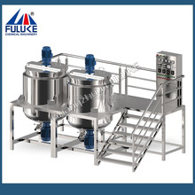 FLK new design hot selling milk pasteurizer and homogenizer,made in china